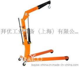 BAYOO单臂吊机|折叠式单臂吊|美式单臂吊|欧式单臂吊|模具吊机