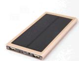 天書太陽能移動電源,鋁合金材質,10000毫安培足容,可定製LOGO