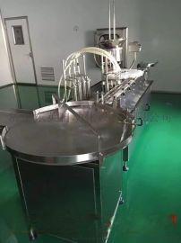 直销西林瓶灌装机,液体灌装机厂家,西林瓶液体分装机