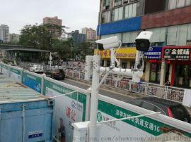 深圳莱安LA-5830F无线网桥长沙塔吊上无线监控系统