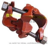 厂家供应 脚手架扣件 直角扣件 玛钢十字扣件