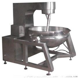强大机械行星搅拌夹层锅 蒸煮锅