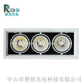 3頭30W高亮鬥膽燈,AR70系列COB鬥膽燈