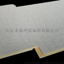 山东永逸环保竹木纤维集成墙板护墙板哪家比较好
