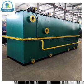 堂正环境 食品加工污水处理设备 厌氧反应器 气浮机