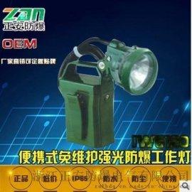 IW5120便攜式強光防爆應急工作燈