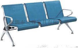 PU機場椅、連體pu候診椅、 PU公共排椅