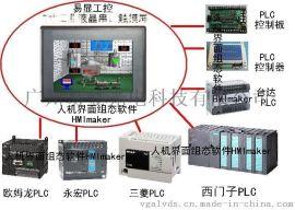 单片机与工业触摸屏人机界面通讯**简单方法,单片机与触摸屏通讯,单片机触摸屏通讯协议,单片机触摸屏控制方法