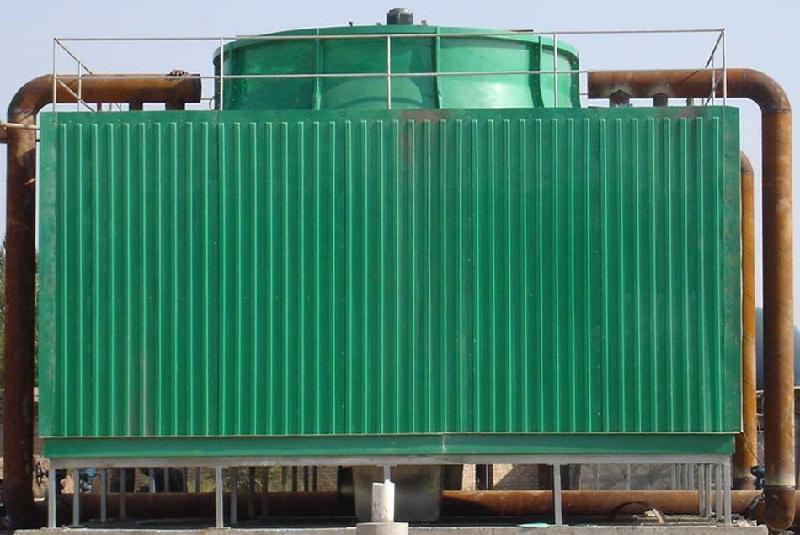 玻璃钢冷却塔,电机,风扇,填料