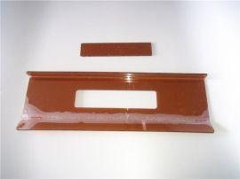 深圳PC板熱彎 PC防塵罩加工 PC擋風板折彎 PC板精雕加工廠家