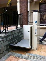 启运  厂家直销残疾人无障碍电梯 电动液压平台 家用小型别墅轮椅提升机