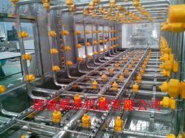 生产供应全自动周转箱清洗机流水线