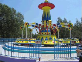 大型游乐设备 公园大型游乐设备 自控飞碟