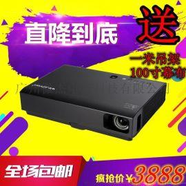 微杰DL-310家用投影仪 激光3d投影仪 高清智能投影