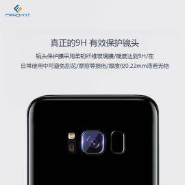 三星S8手机钢化镜头膜s8plus摄像头保护膜防刮高清玻璃