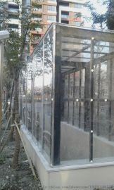通道廊道车棚采光板防水透明PC板