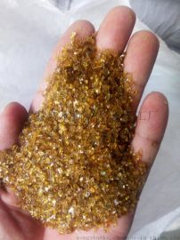 透明玻璃砂价格 河北石家庄永顺透明玻璃砂生产厂家