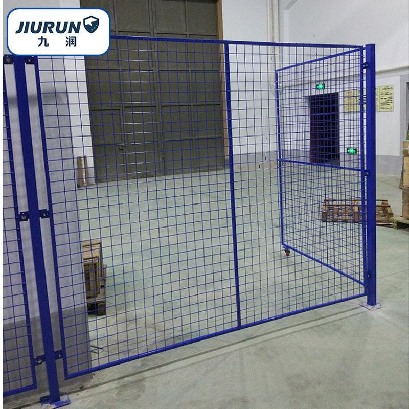 車間隔離網  倉庫隔離護欄網 廠區防護隔離柵