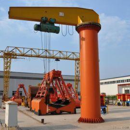 吊重1吨独臂吊 臂长4米 定柱式固定悬臂吊 提升机