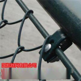 Q235低碳包塑勾花围栏网