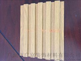 热转印木纹工艺长城板-真空木纹铝合金长城板