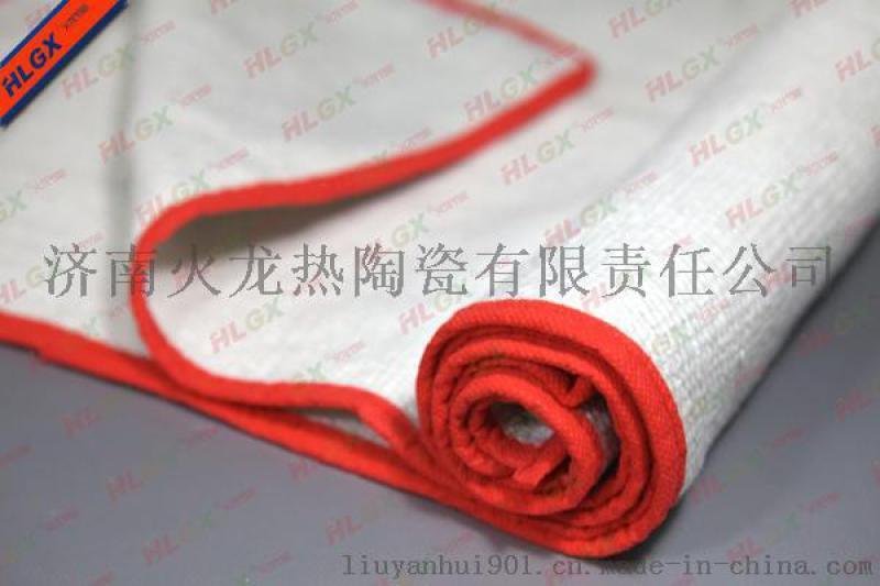 山东无纺布生产厂家_火龙陶瓷纤维布,厂家直营,劳保服装材料图片,火龙陶瓷纤维布
