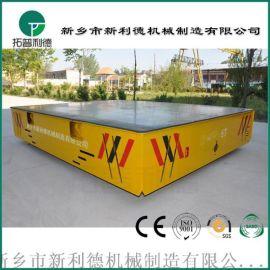 水泥地面运行的无轨胶轮平板车可运行时间