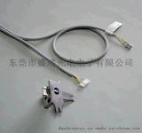 自动门信号线  卡纸纸少摘机检测板线缆