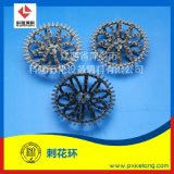 洗涤塔PP特拉瑞德环R1/K2 聚丙烯带刺花环