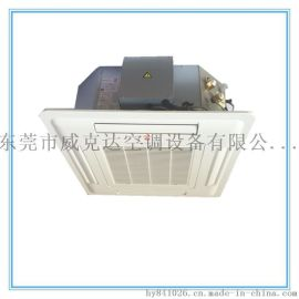 东莞煤改电现货五匹嵌入式风机盘管 源头厂家高效节能水泵排水天花机