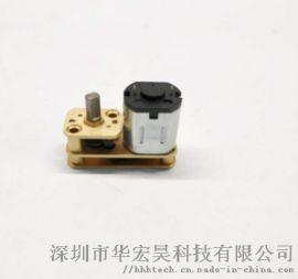 GM1024-N10VA系列有刷直流電動機