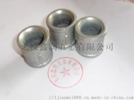 供应无棣鑫润五金生产铸钢镀锌DN32内丝螺纹管古