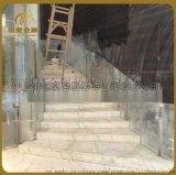 供应欧御钢楼梯定制钢结构楼梯旋转楼梯玻璃楼梯楼梯