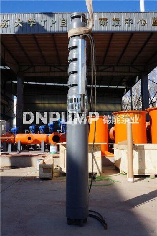 溫泉城高揚程深井熱水泵選型