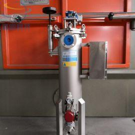 全自動刮刀自清洗過濾器 、自清洗過濾器高精度可達20um