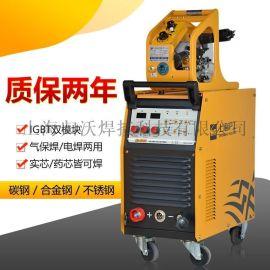 上海沪工NB-500E气保焊机工业级二保焊