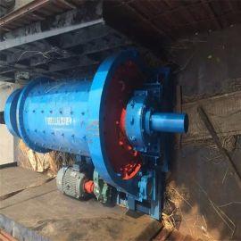 阳江市棒磨式选矿球磨机干湿两用铁矿矿山机械小型滚筒式制沙机设备