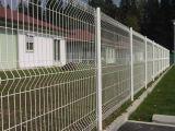 侵塑三折弯护栏网