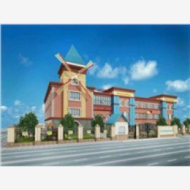 斑马装饰幼儿园装修设计优质供应商,幼儿园装修设计高性价比,
