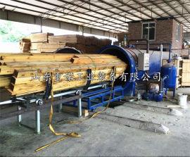 供应木材成套防腐阻燃罐 木材防腐罐