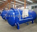 电蒸汽电干烧硫化罐 硫化罐生产厂家 橡胶胶辊硫化罐