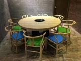 火锅店桌子椅子组合,餐饮店桌子订做厂家