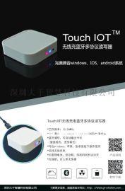 手机NFC蓝牙读卡器安卓PC系统无线充电
