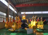 儿童游乐场想长远发展,从以下几个方面入手郑州航天