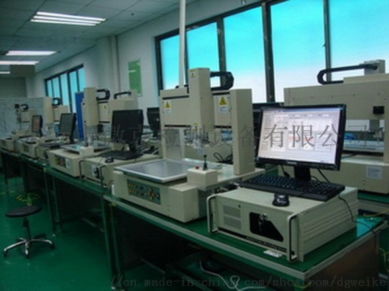 鍵盤軟體電路板導通試驗機