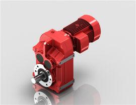 F系列减速机,齿轮减速机,迈传斜齿轮减速机大量供应
