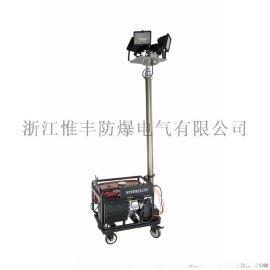 惟丰SWF6000A本田发动机全方位自动升降工作灯