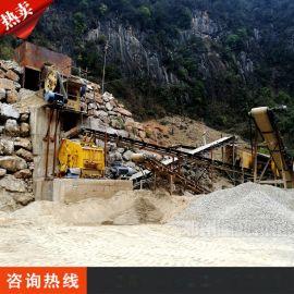 时产100吨砂石制砂生产线 机制砂设备多少钱