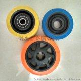 4寸靜音耐磨車輪A盧龍4寸靜音耐磨車輪廠家直銷