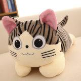 源头厂家专业定制小猫咪公仔可爱软体羽绒棉毛绒玩具